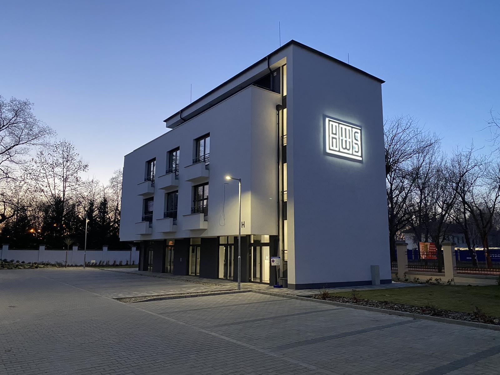 HWS székház